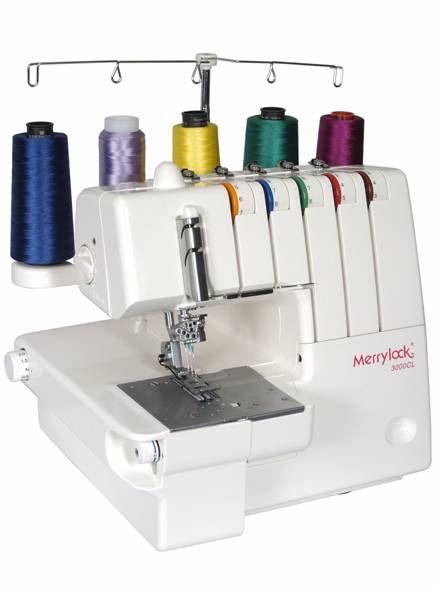 merrylock 990 инструкция