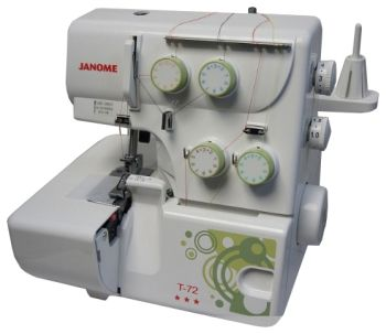 JANOME T 72