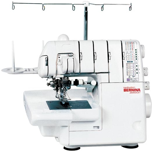 Оверлок Bernina 2500D CET